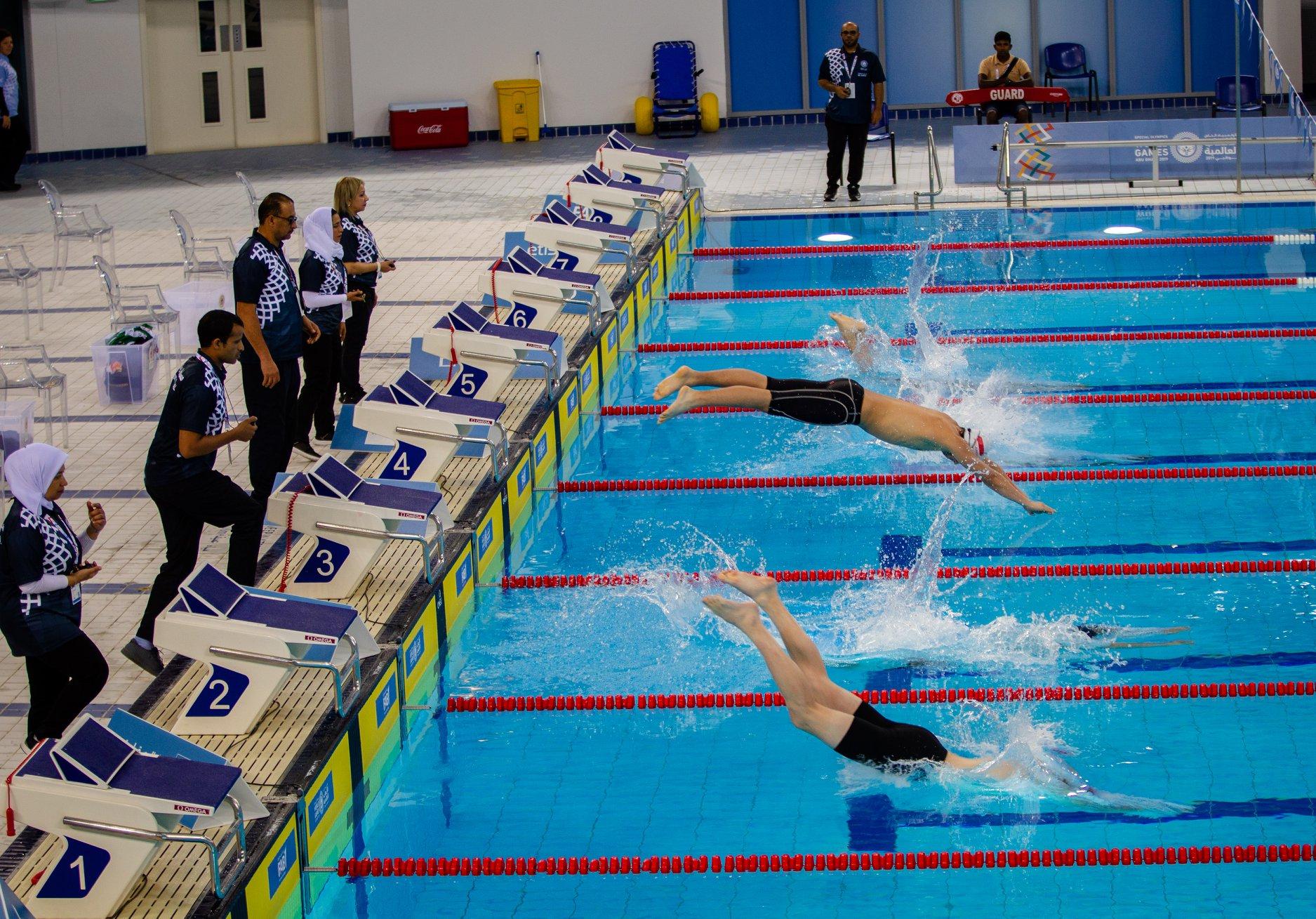 Day 3 - Hamdan Sports Complex