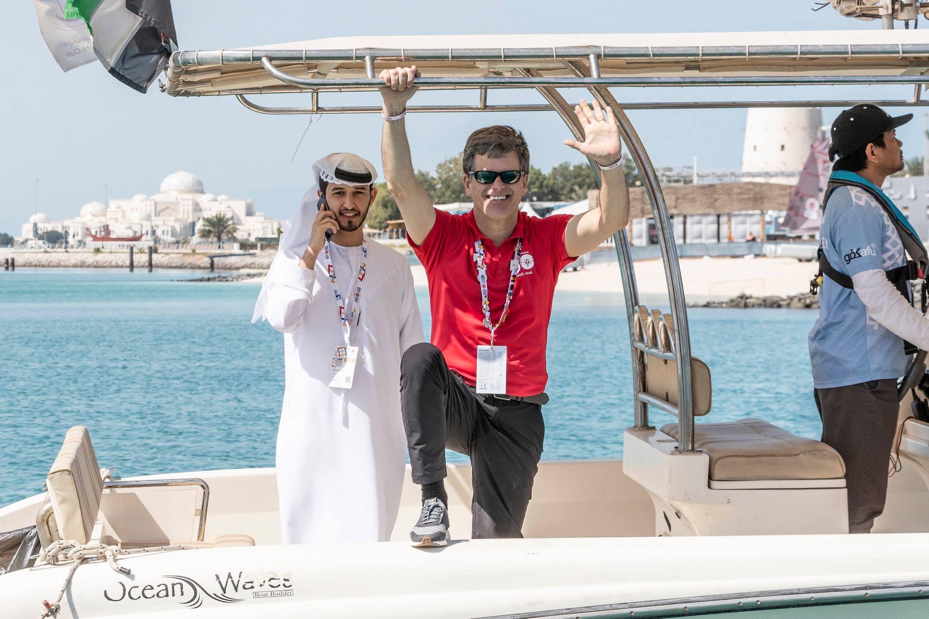 Day 6 - Abu Dhabi Sailing and Yacht Club