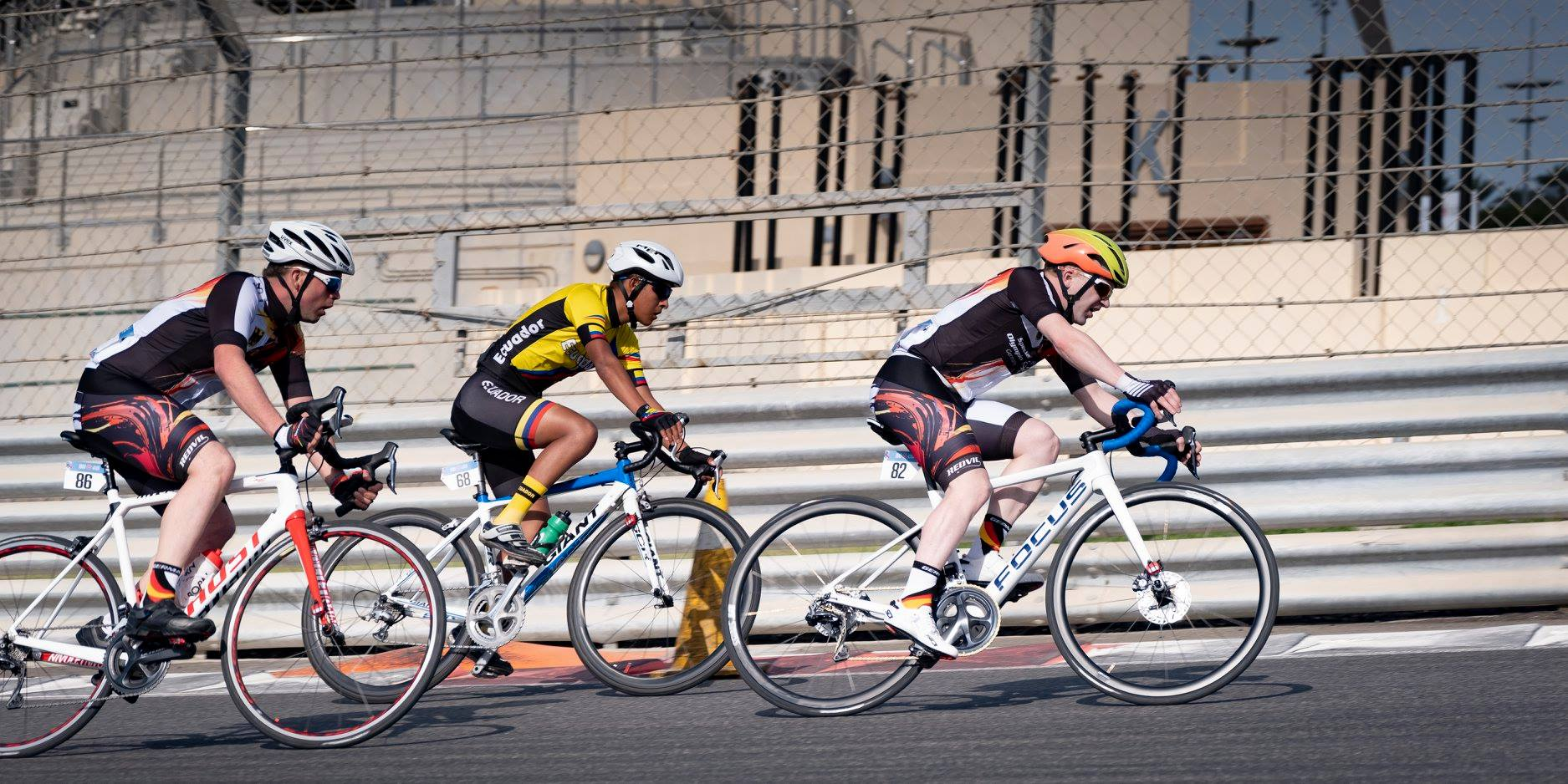 Day 6 - Yas Marina Circuit