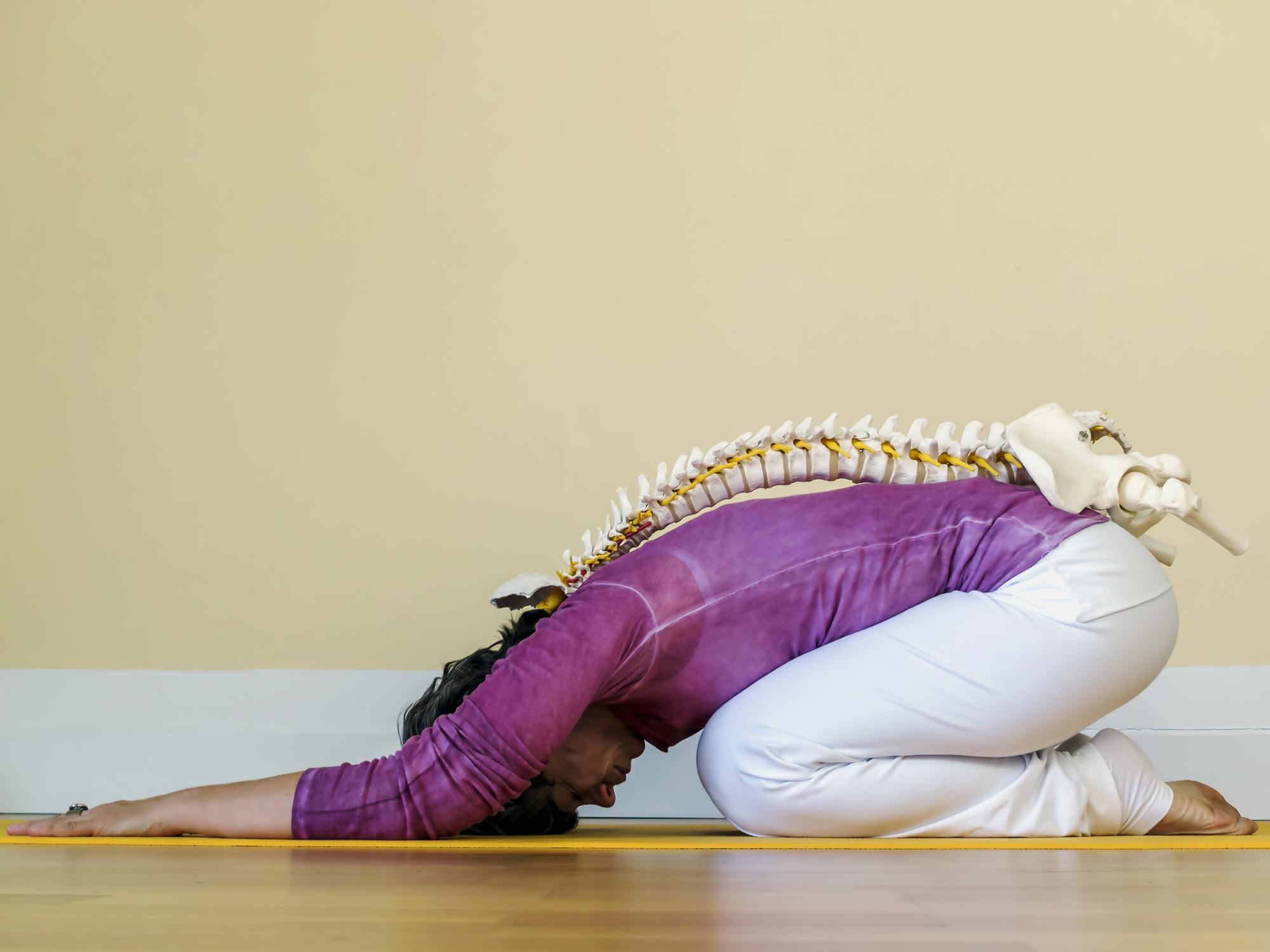 Yoga is bewezen goed voor botten