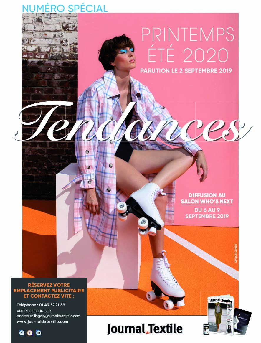 Press release, the 2nd of september. - Maison Lener will make the cover of the magazine