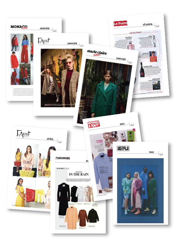 2019 Press Releases - Discover Maison Lener's press releases in several magazines during this year 2019.