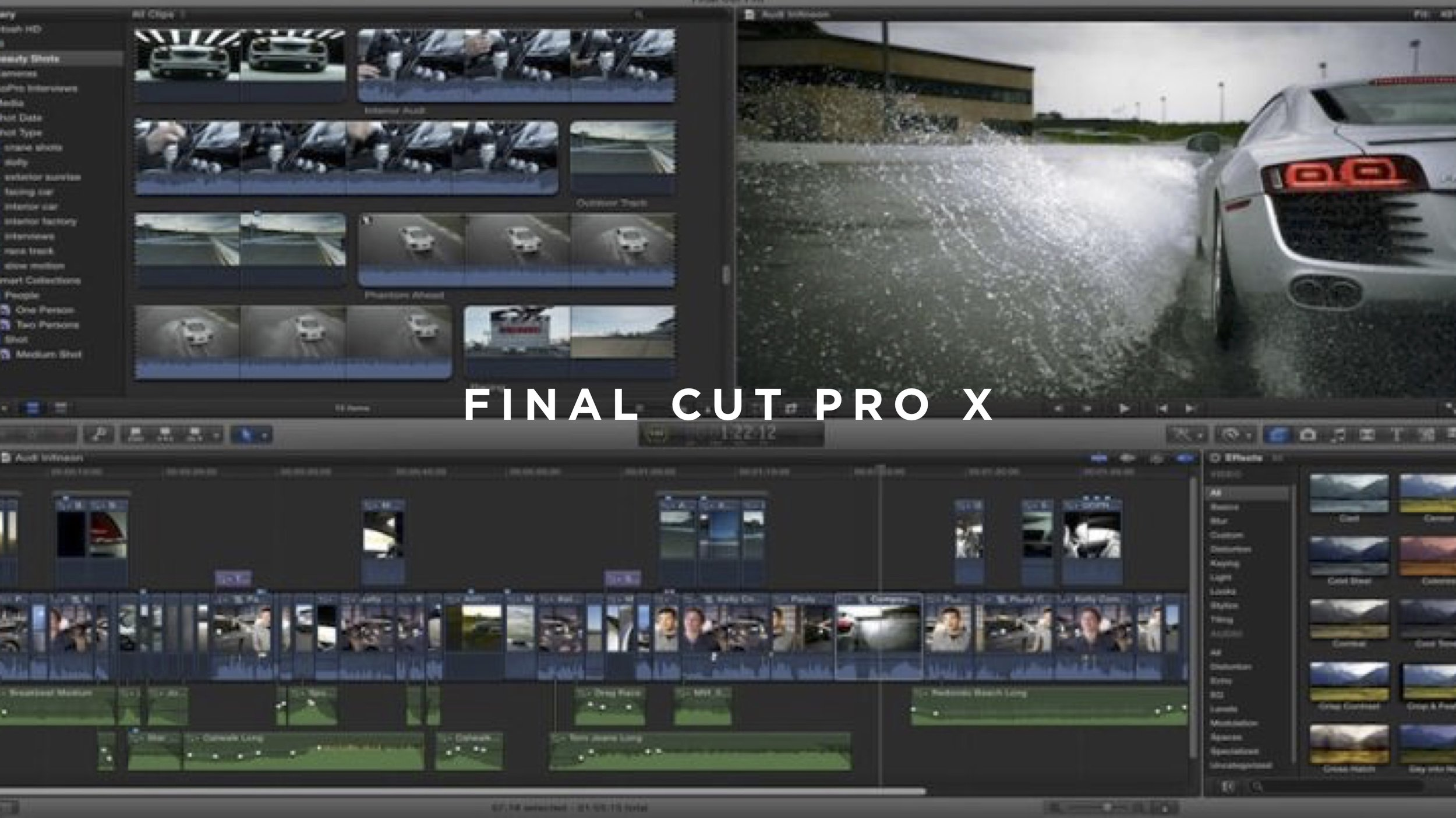 Essex Video Editing Services