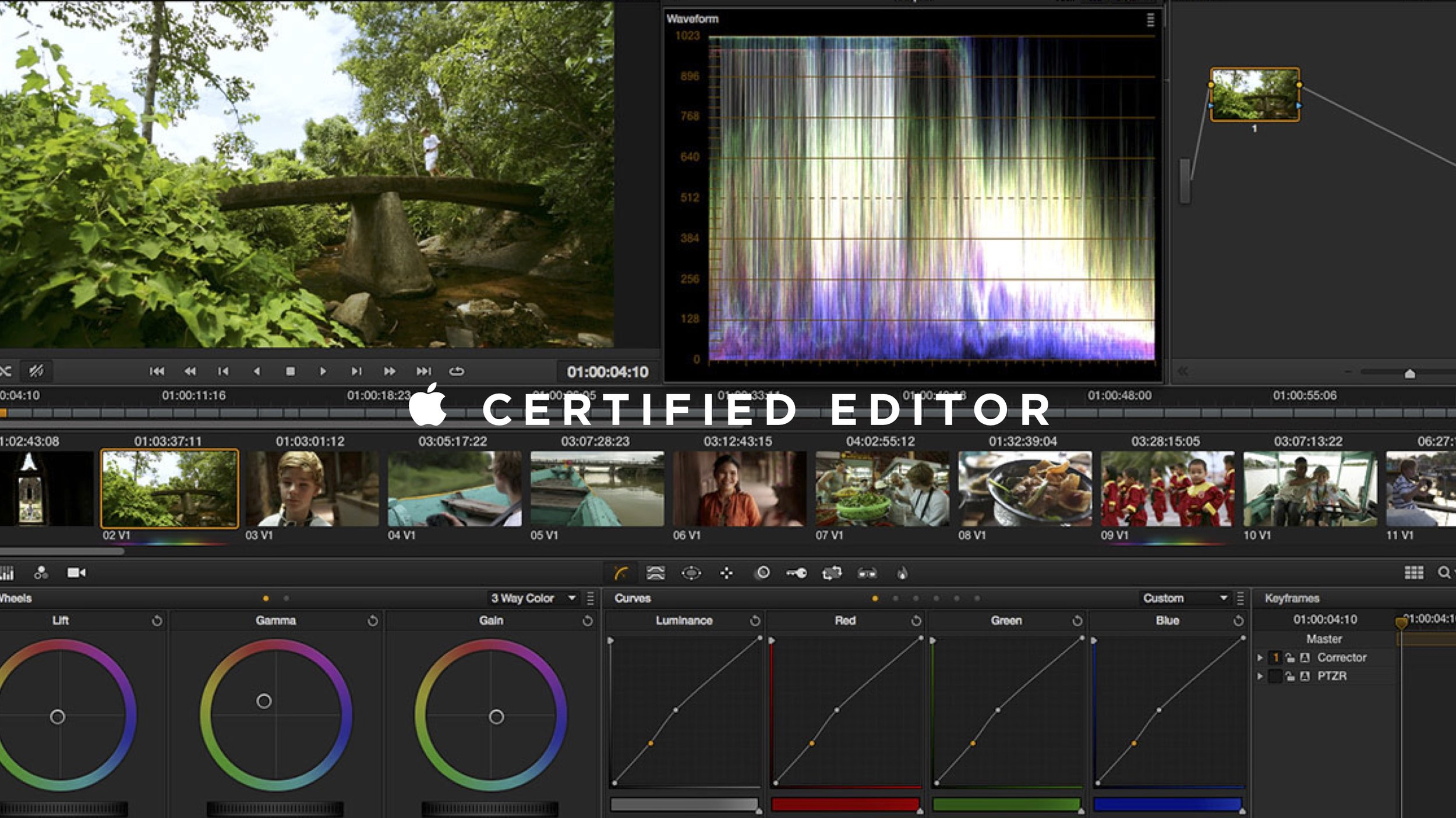 Essex Final Cut Pro Video Editor