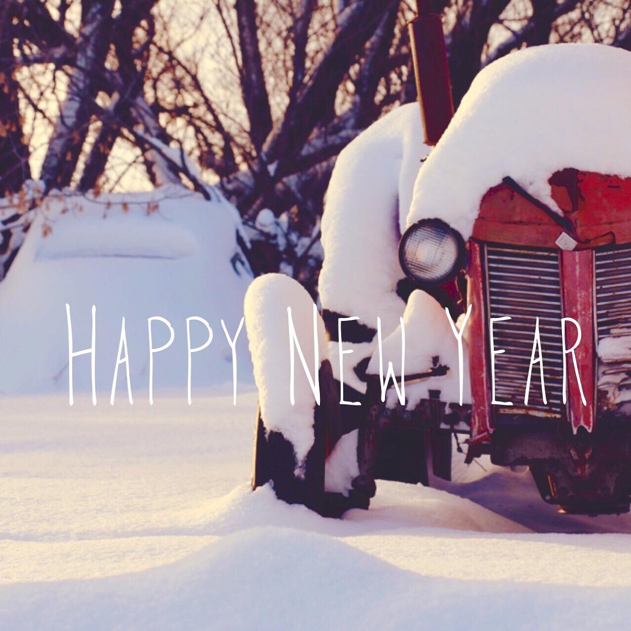 Happy New Year Canada