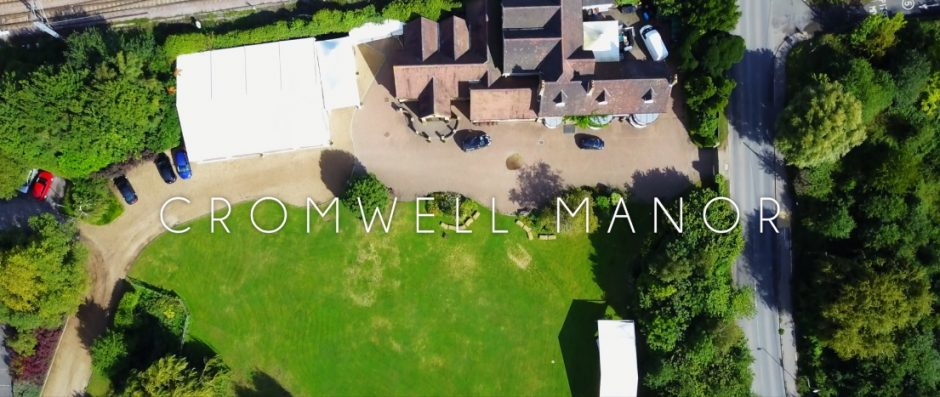 Cromwell Manor Drone Video
