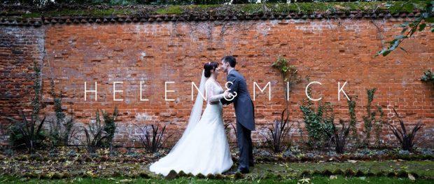 Helen and Mick Leez Priory Wedding Video