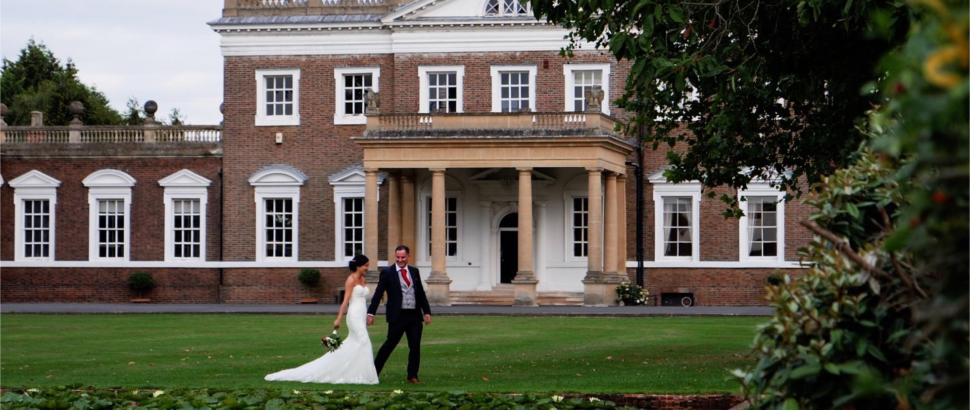 Boreham House Wedding Videography