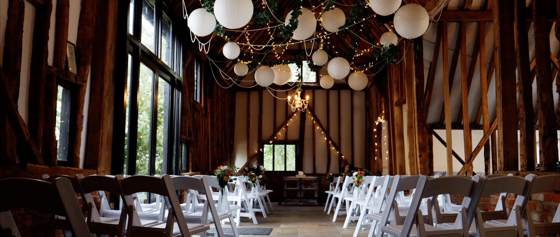 High House Barn Wedding Video