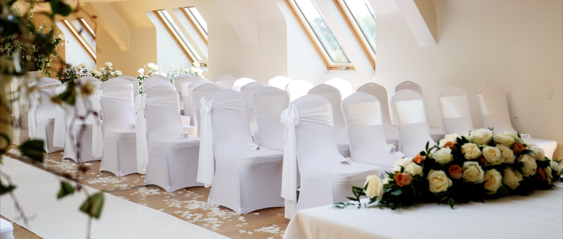 The Rayleigh Club Ceremony Room