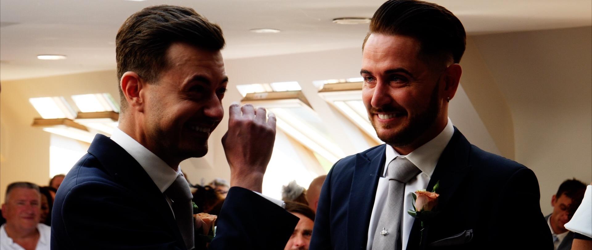 Same Sex Wedding Video Essex