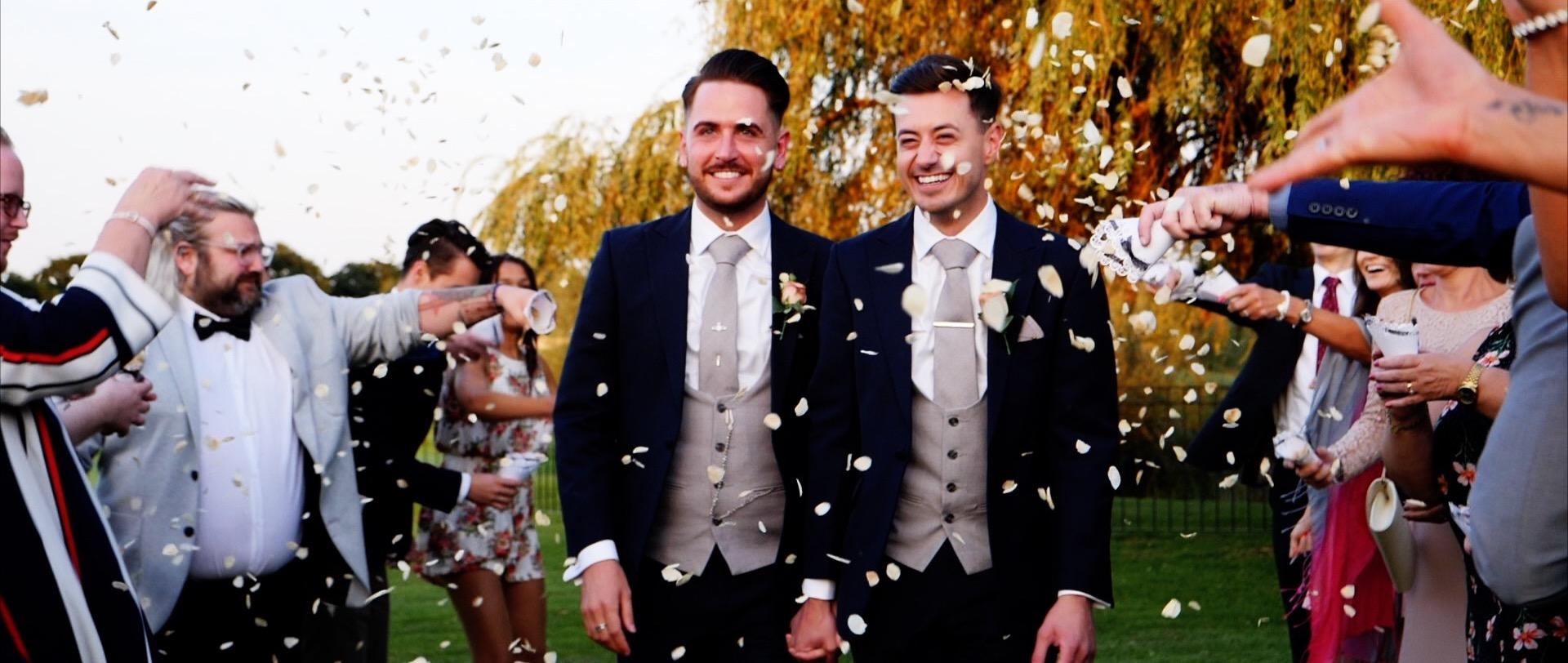 The Rayleigh Club Wedding Videography