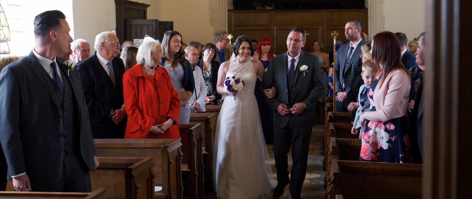 Saint Margaret's Chruch Wedding Video Essex.jpg
