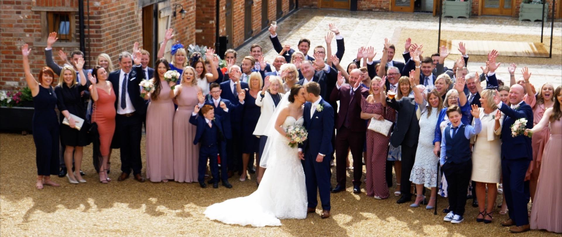 Apton Hall Wedding Guests videography.jpg