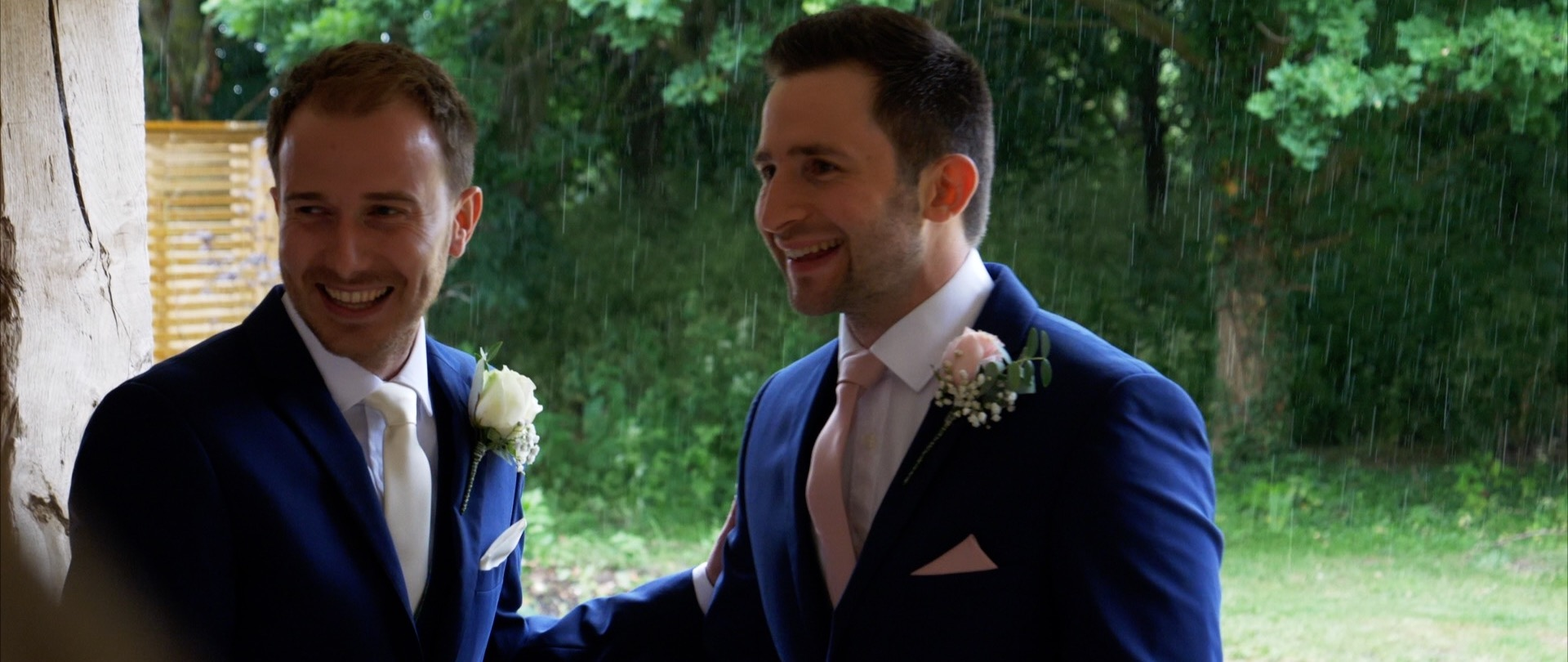 Groom and Best Man at Apton Hall Rochford.jpg