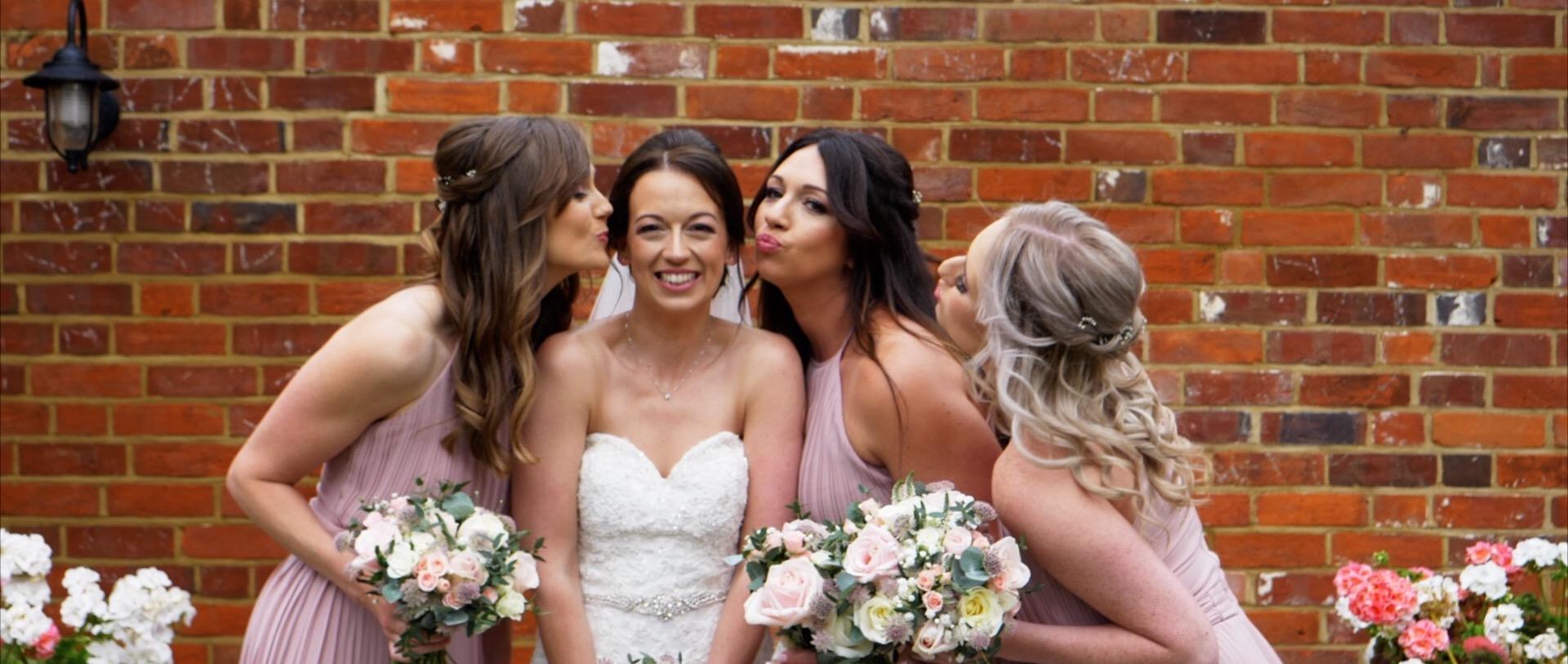 The Bride and Bridesmaids at Apton Hall weddings .jpg