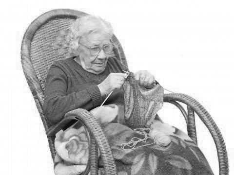 """Gran would knit us Long Johns & G-Strings for the Lasses"" - ""Photo © Papa Nicholson"