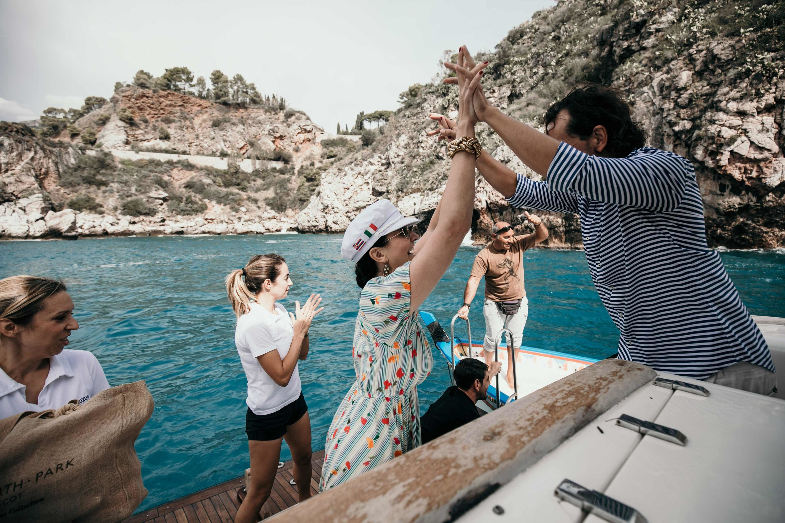 private yacht tour sicily