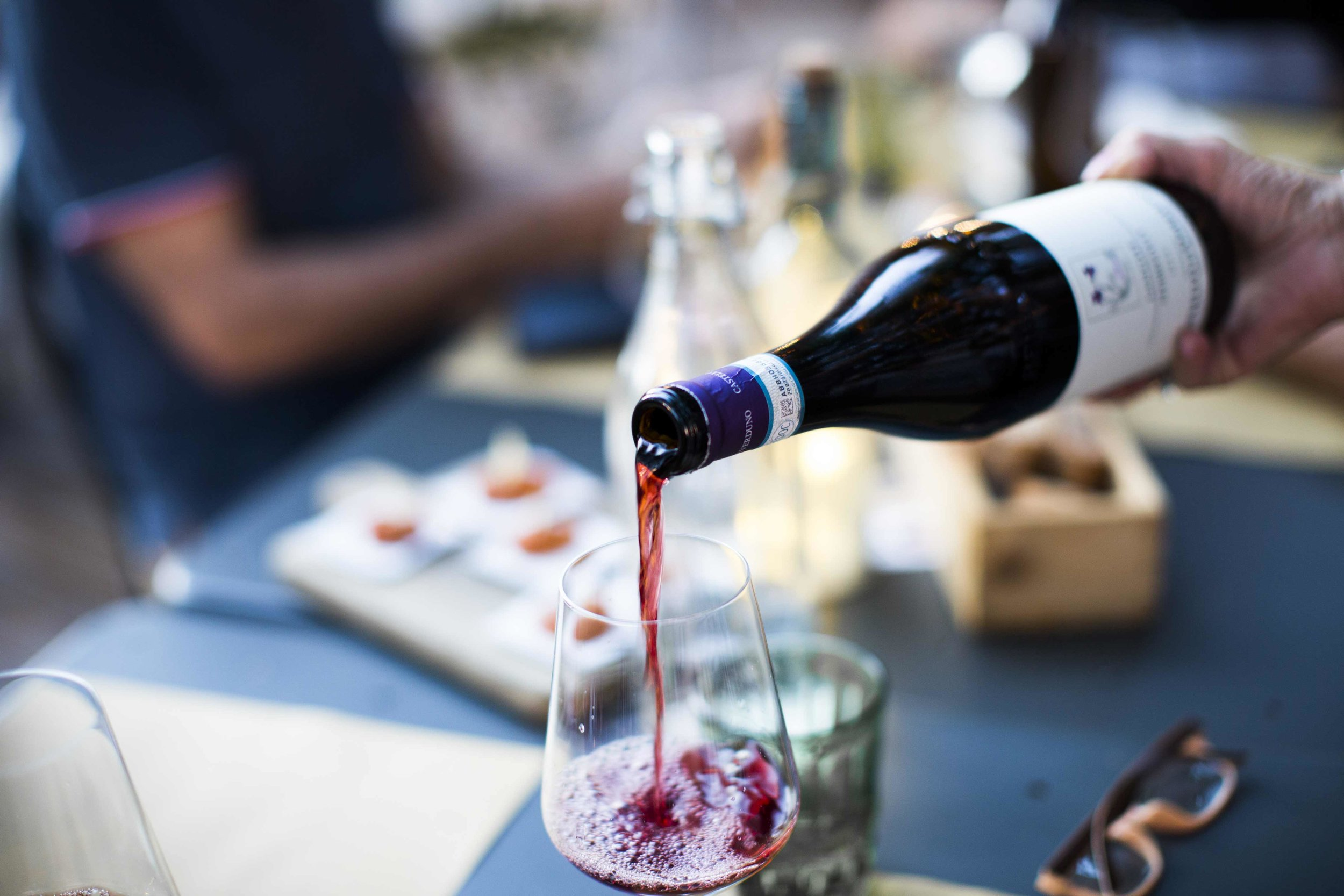 pelaverga wine tasting
