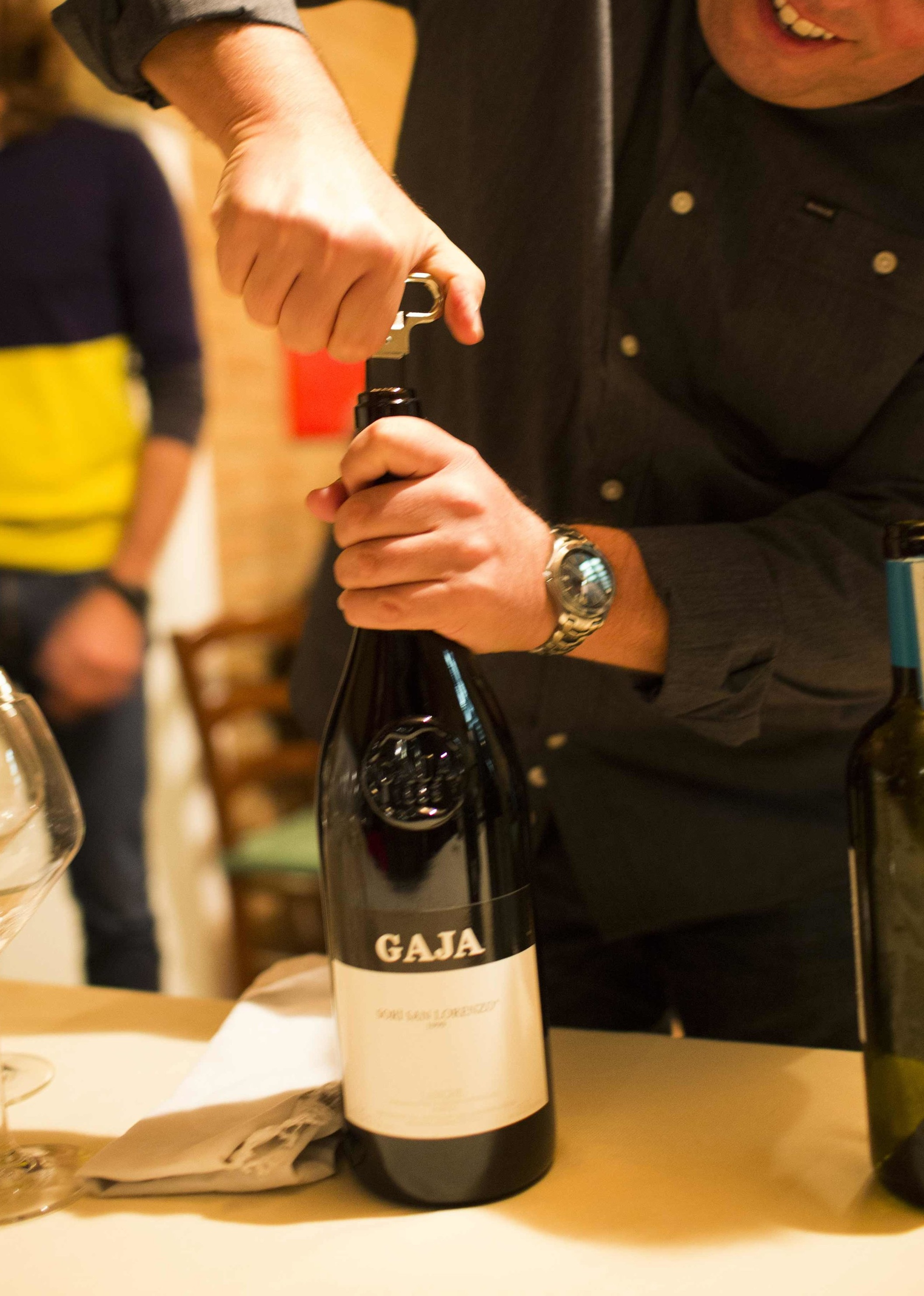 gaja barbaresco wine tasting
