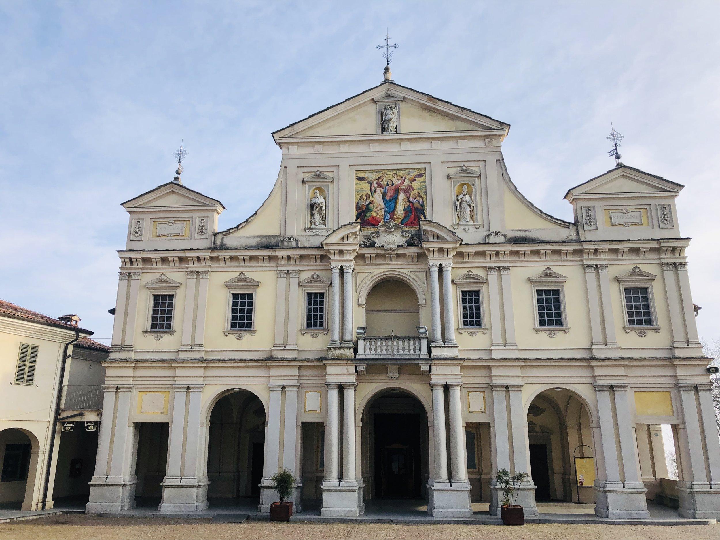 monferrato scenic towns