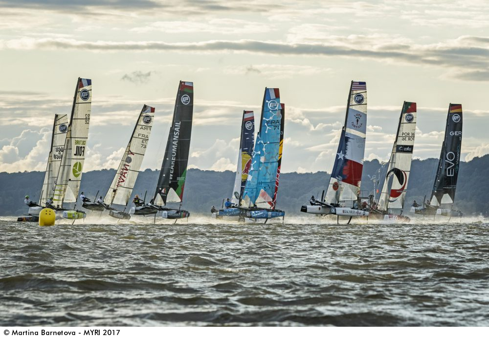 ULTIMATE - PINNACLE LEAGUEexclusive owners and pros. The last step before SailGP and the America's cup.