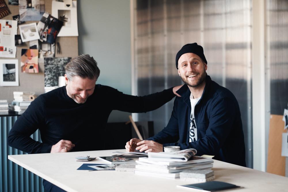 Jeppe Christensen e Michael Andersen