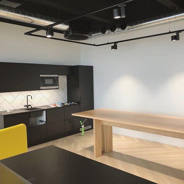Tampereen toimisto viimeistelyä vaille valmis 👌🏻 #r4korjausurakointi