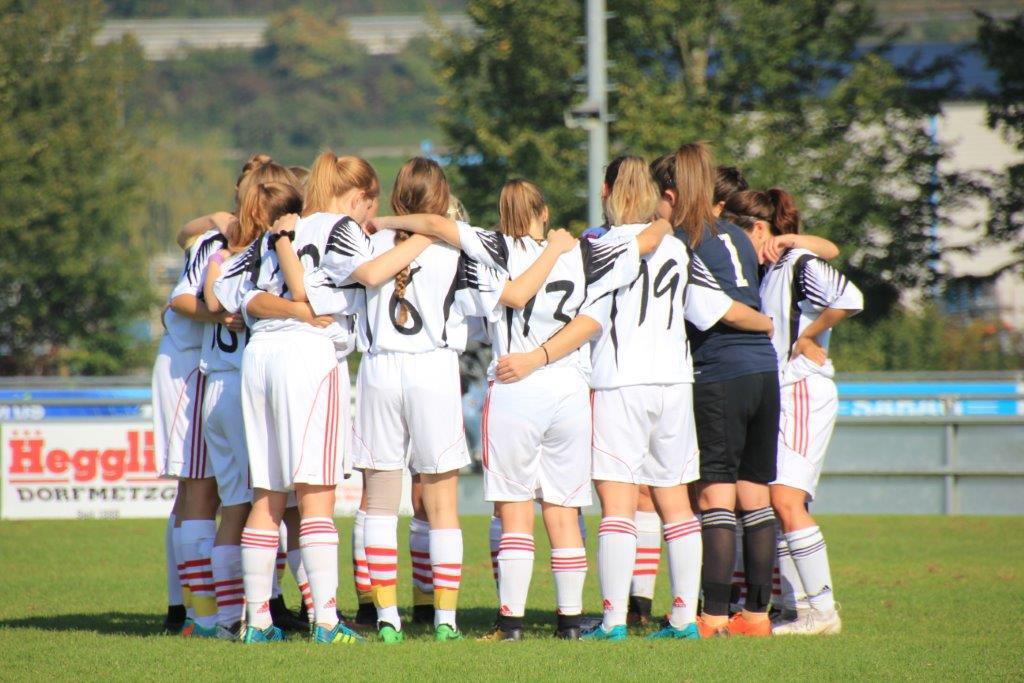 Die FCA Frauen wollen um den Aufstieg mitspielen.