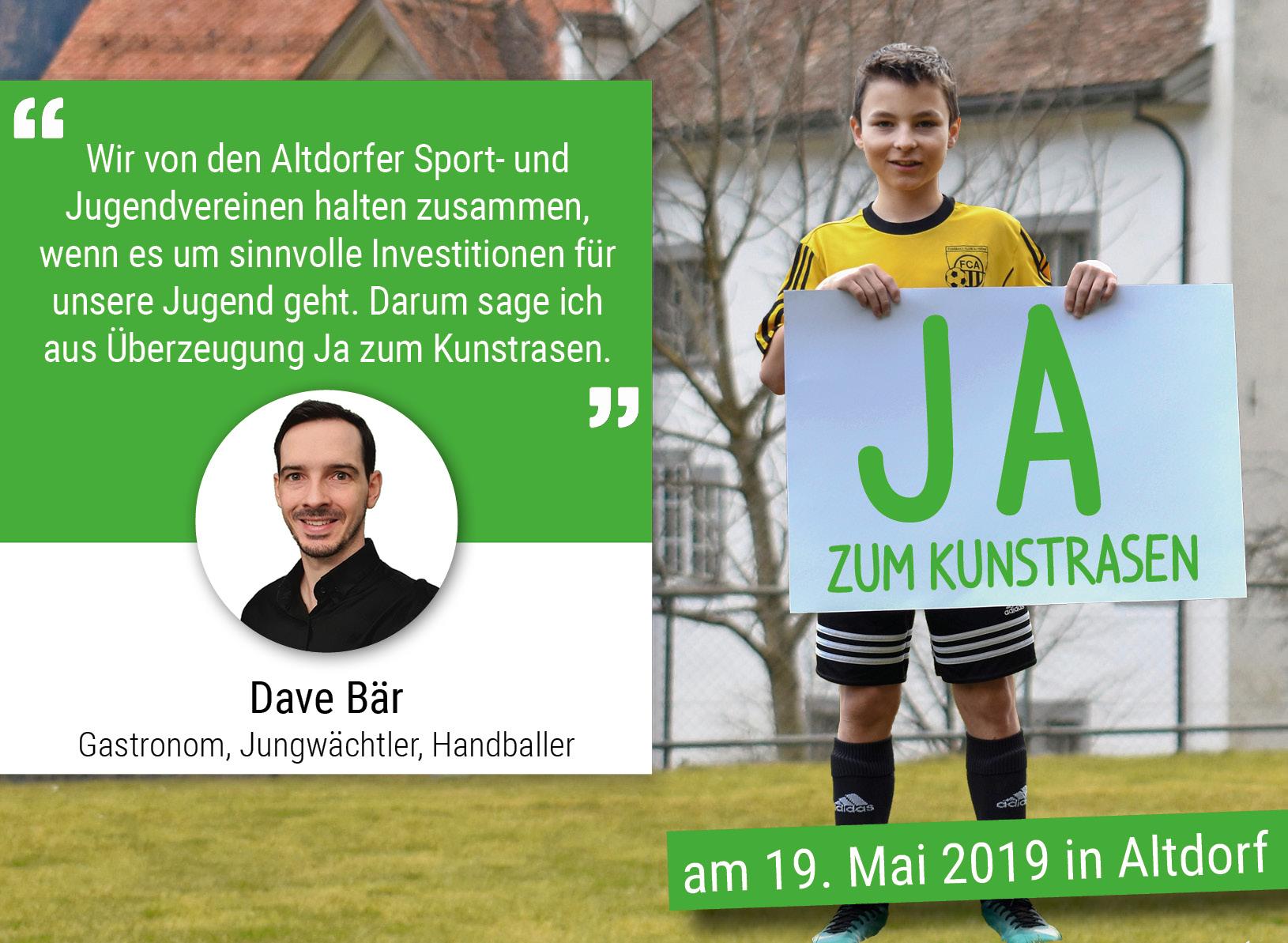 Dave Bär