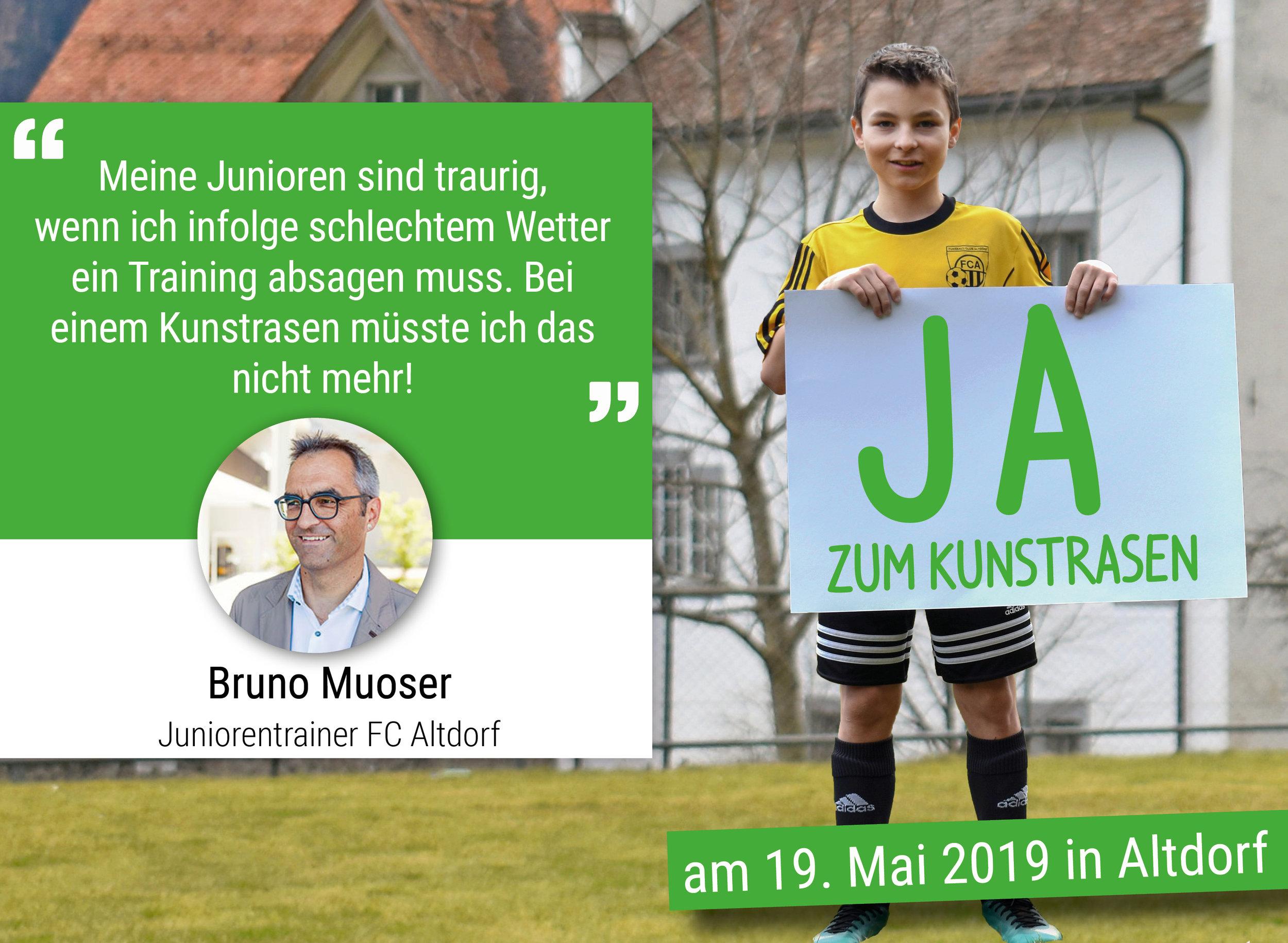 Bruno Muoser