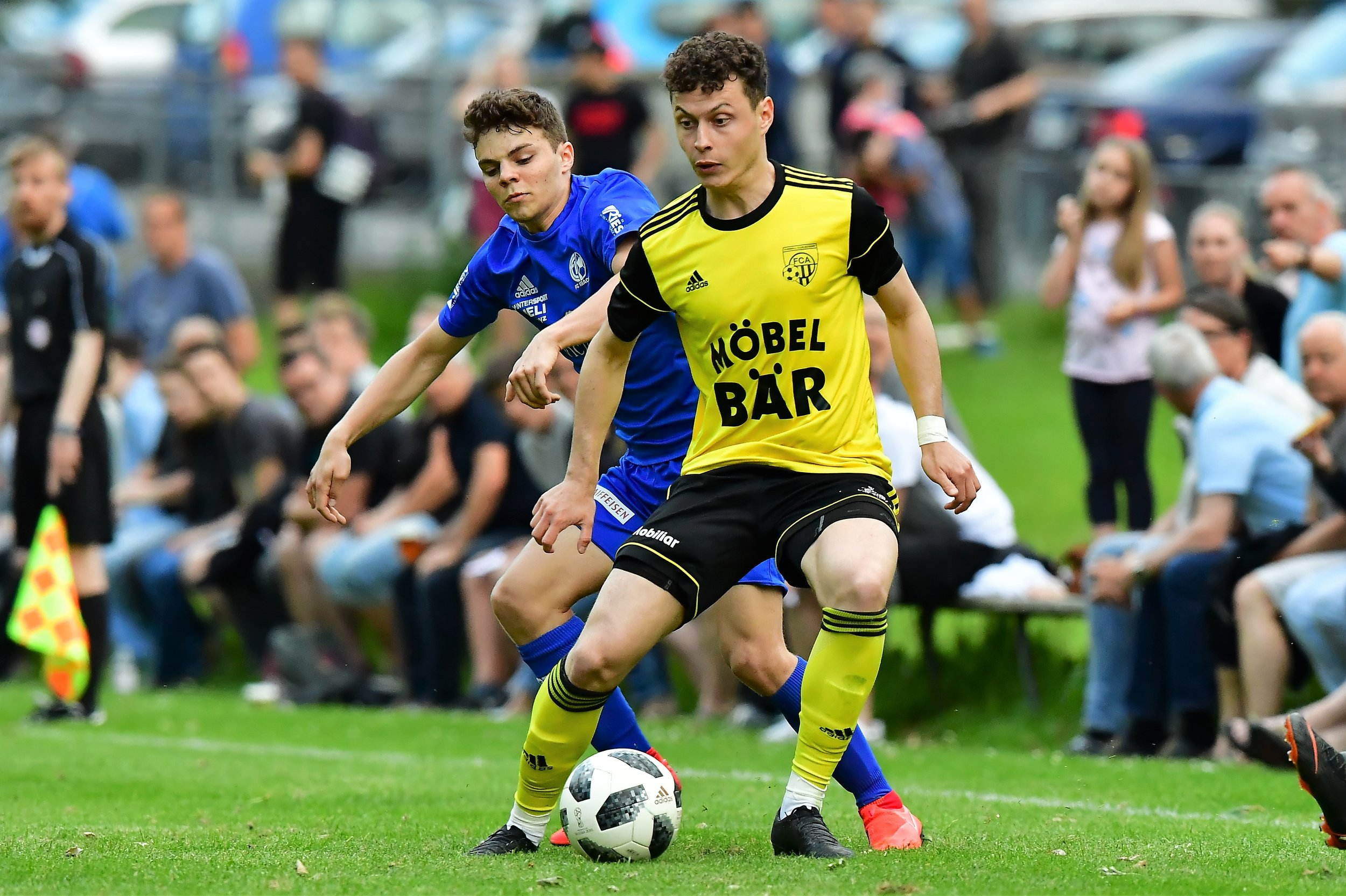 Cédric Gisler und Altdorf verlieren auch das kapitale Heimspiel gegen Ibach.  Foto: topsportfotografie.ch