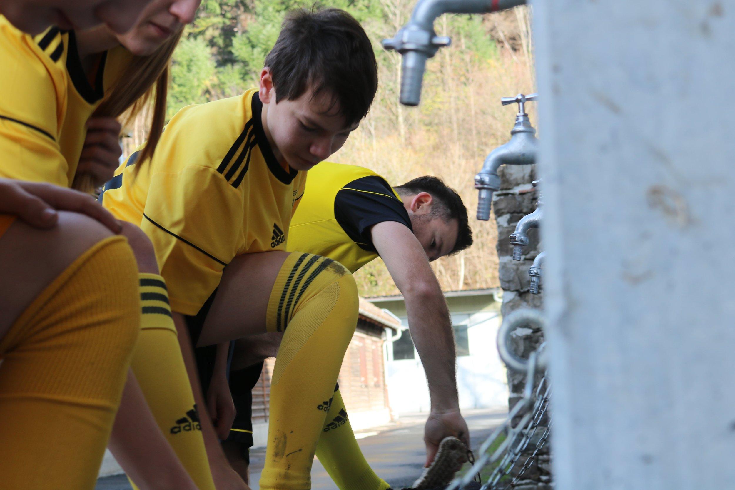Die letzten Spiele finden statt. Teilweise geht es noch um einiges. Foto: FC Altdorf