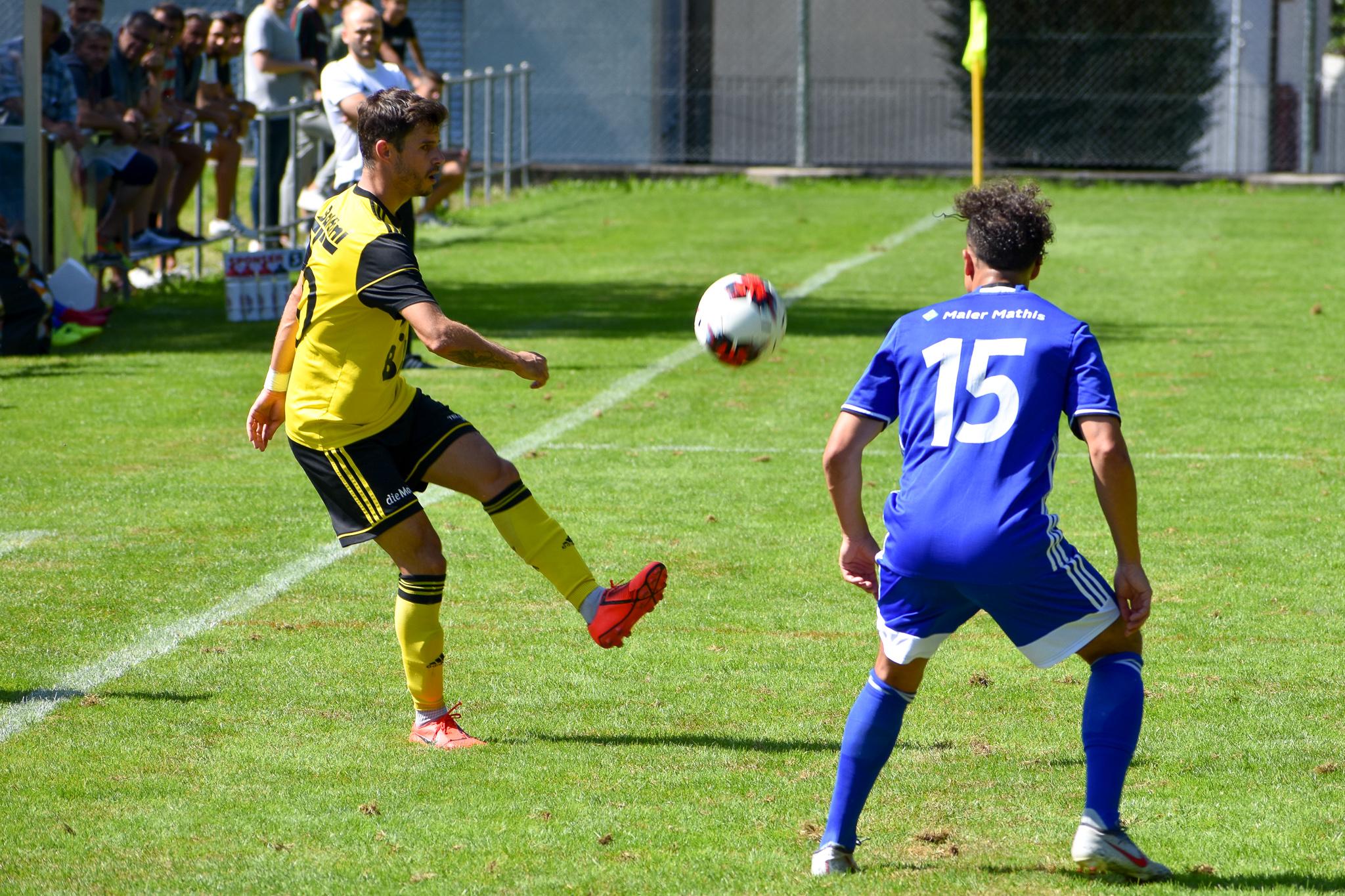 FCA I-Spielertrainer Samuel Lustenberger will mit seinem Team den nächsten Heimsieg anvisieren.  Foto: FC Altdorf