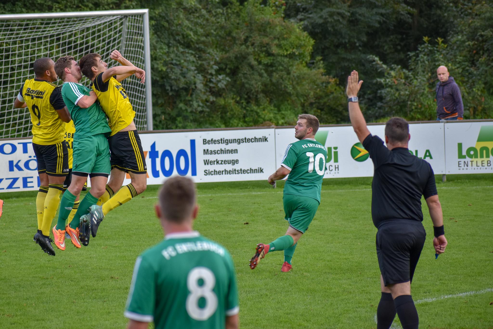Altdorf verliert in Entlebuch zum ersten Mal in der noch jungen Saison. Foto: FC Altdorf
