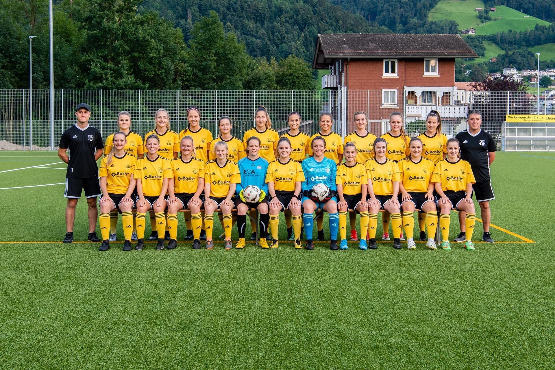 Die Altdorfer/Schattdorfer-Frauen haben momentan einen richtigen Lauf.
