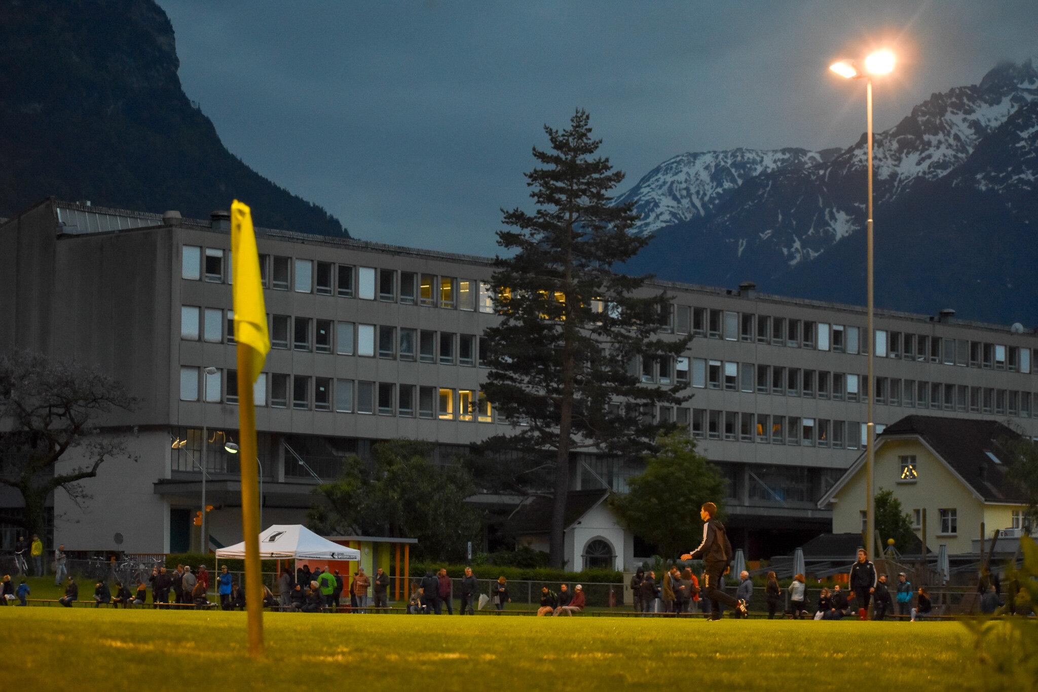 Fussball auf der Suworowmatte gibt es auch dieses Wochenende wieder. Foto: FC Altdorf