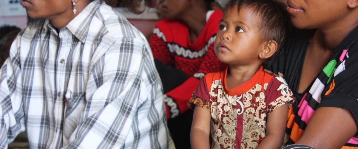 Repopulating Timor-Leste