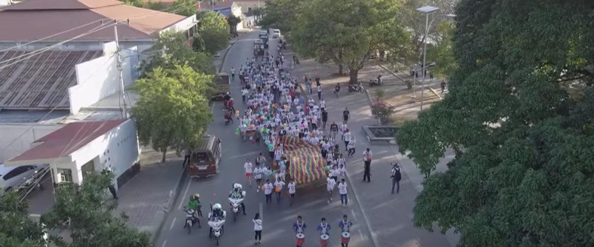 Behind Timor-Leste's Pride