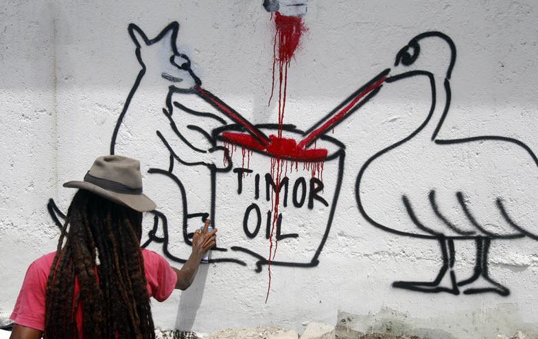 Timor-Leste's Greater Sunrise Gamble