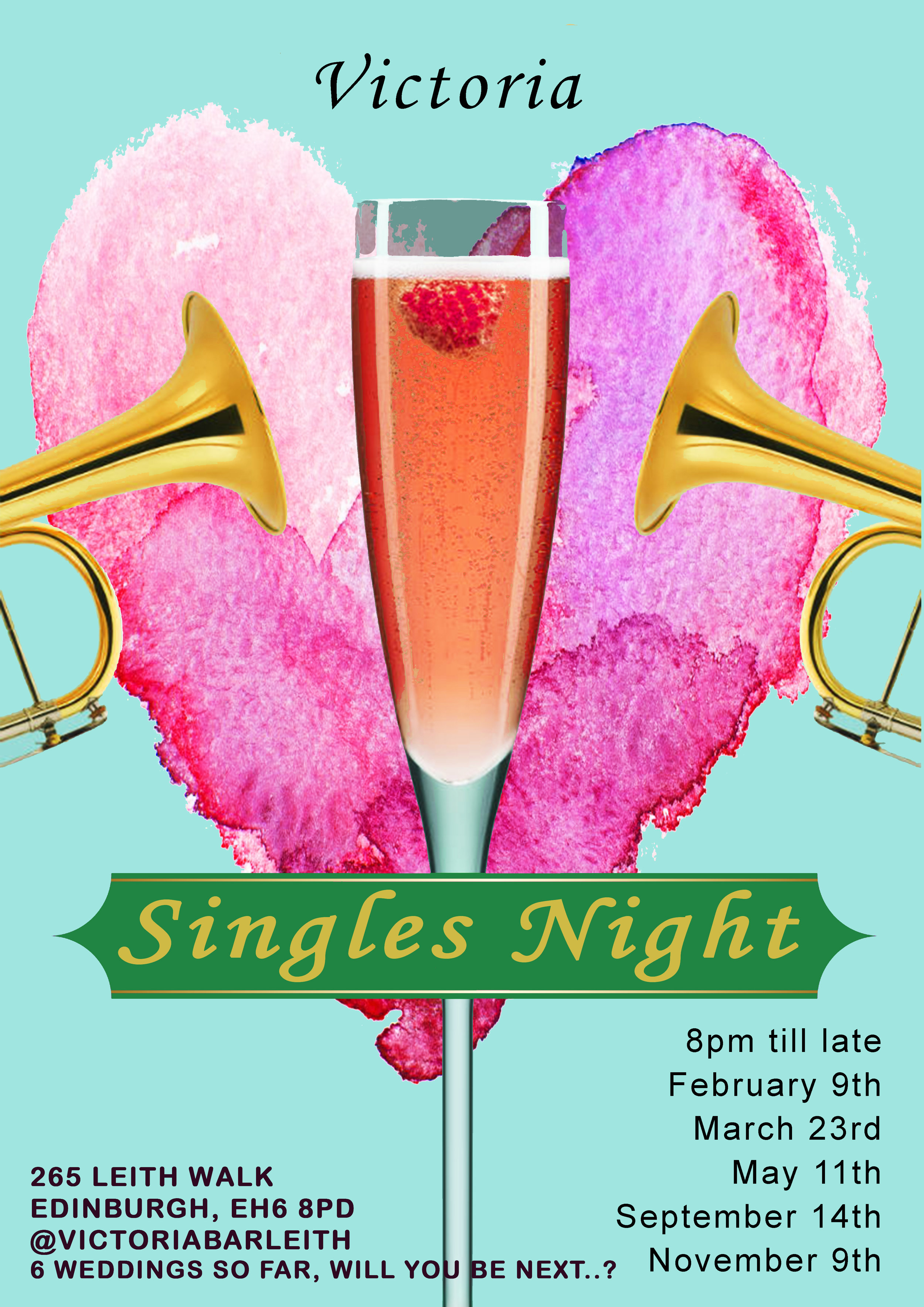 Single speed dating Edynburg