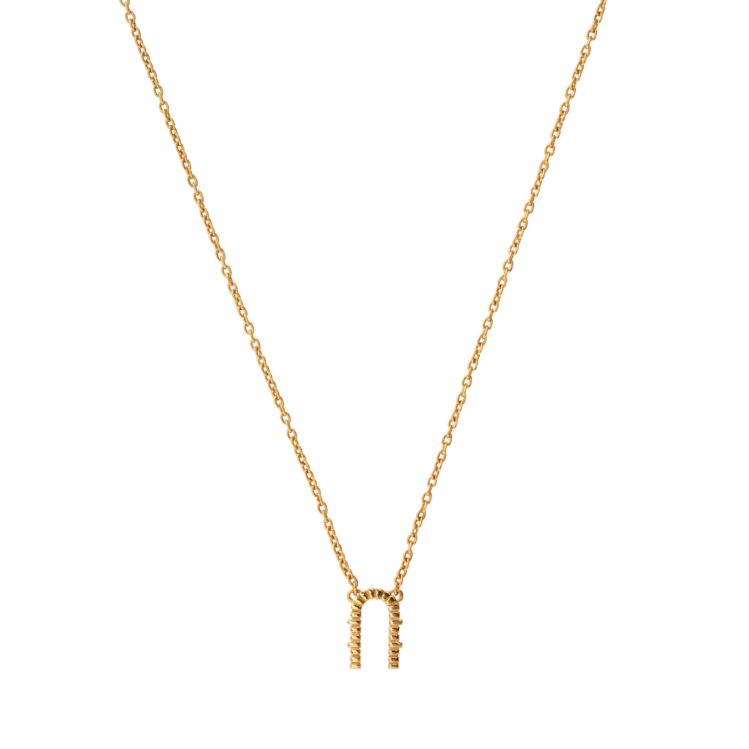 LOVEGATE NECKLACE 18K GOLD