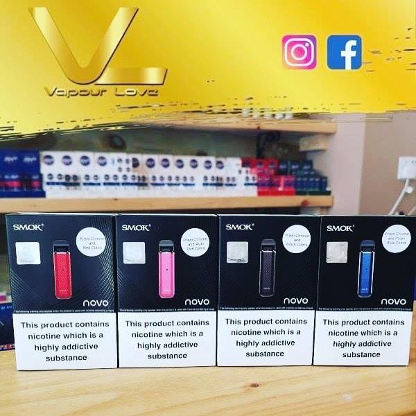 🖤SMOK Novo Pod 💛 #vaping #vapourlove #vapers #vapelyfe #vapepics #vapetricks #fiftyfifty  #smok #smoknovo #pod #podkit #mod #vapekit #tpd #guyswhovape #girlswhovape #mods #vapeporn #vapepics #vaper #vapelife #vapeshop #vapecommunity #vapenation #vapefam #vapegirls #vapemods #vapefamily #vape #eliquid 💛www.vapourlove.co.uk 🖤 34 Church Street Shildon DL4 1DX 💛 01388 777761 🖤 sales@vapourlove.co.uk 💛 Retail & Wholesale