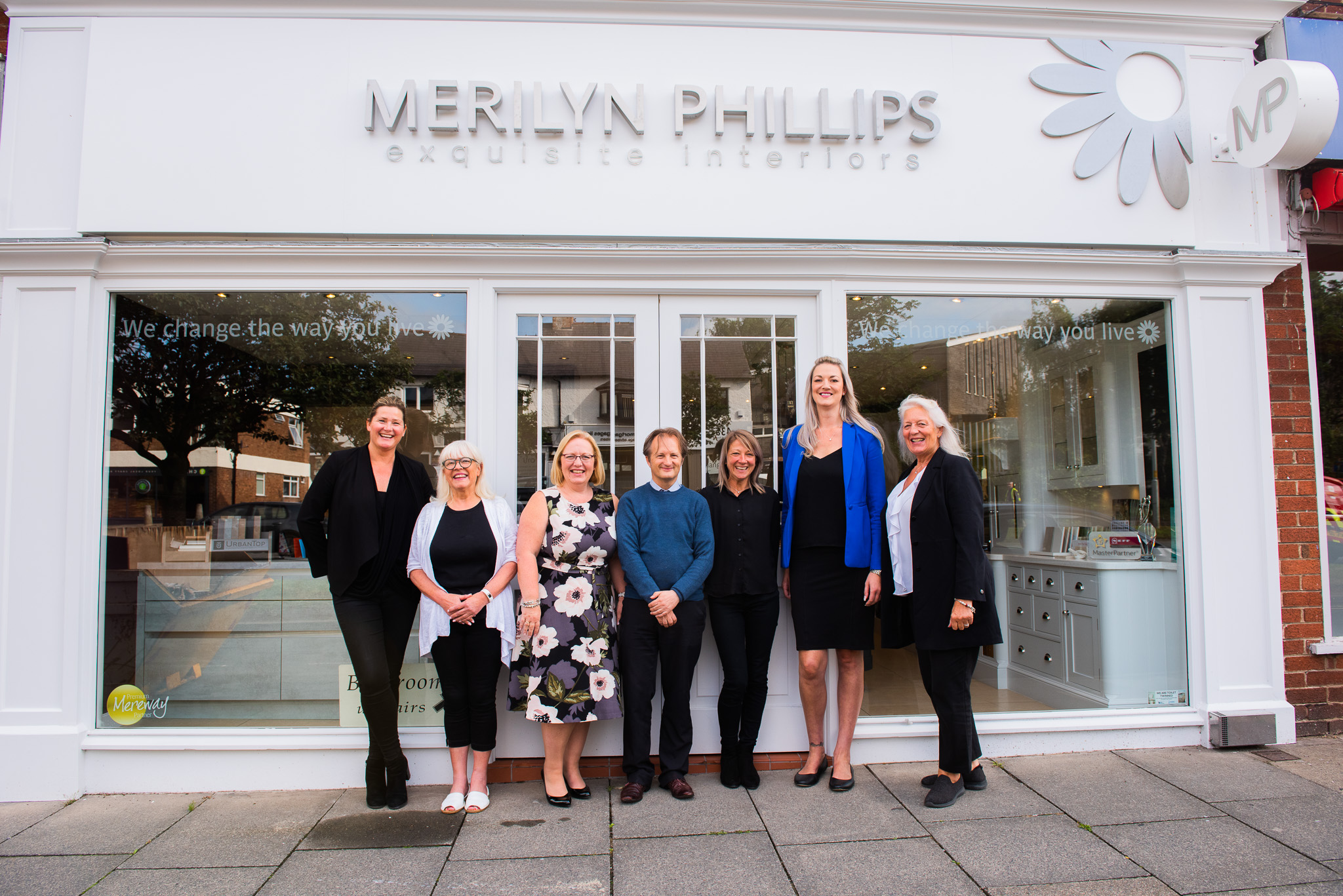 Merilyn Phillips Showroom