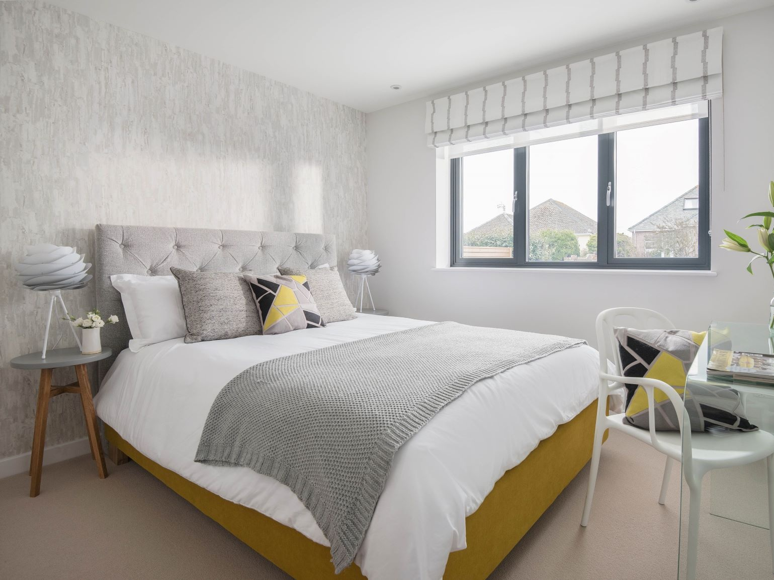 Free Single Room Design Consultation - Do you have the room dimensions, photos and plans of your property? If so you can arrange a free 60 minute pre-booked appointment with one of our interior stylists. We can help you create a scheme for a single room or your entire property, consisting of everything from furniture and furnishing accessories to flooring and window dressings. We can provide you with a completely costed shopping list of all the included elements which we can source and supply for you.