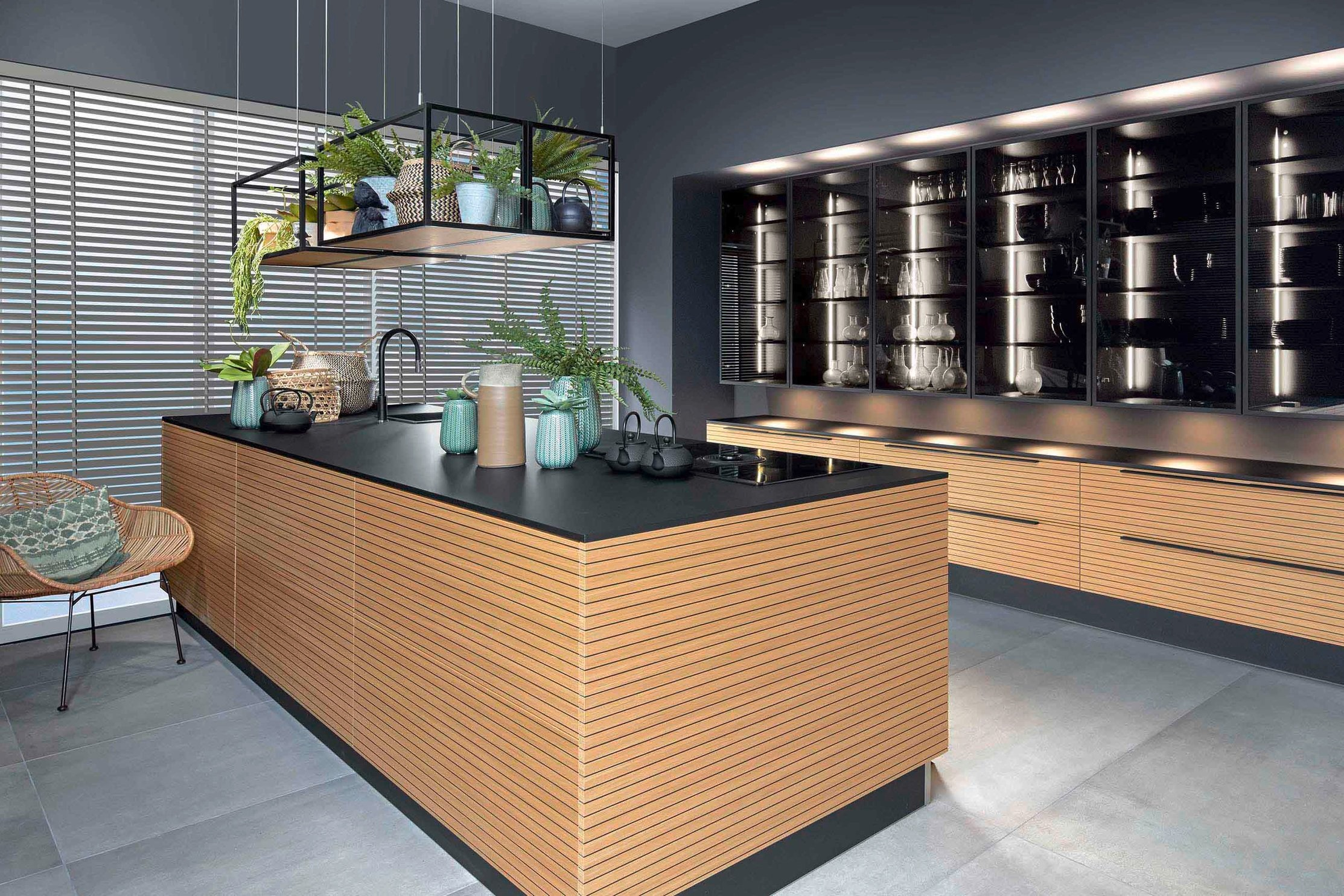 Kitchen Design - Our kitchens provide an abundance of ideas with vast planning opportunities. We recognise that each of our clients have their own ideals and preferences. We strive to meet our customers' requirements to achieve the perfect contemporary kitchens.