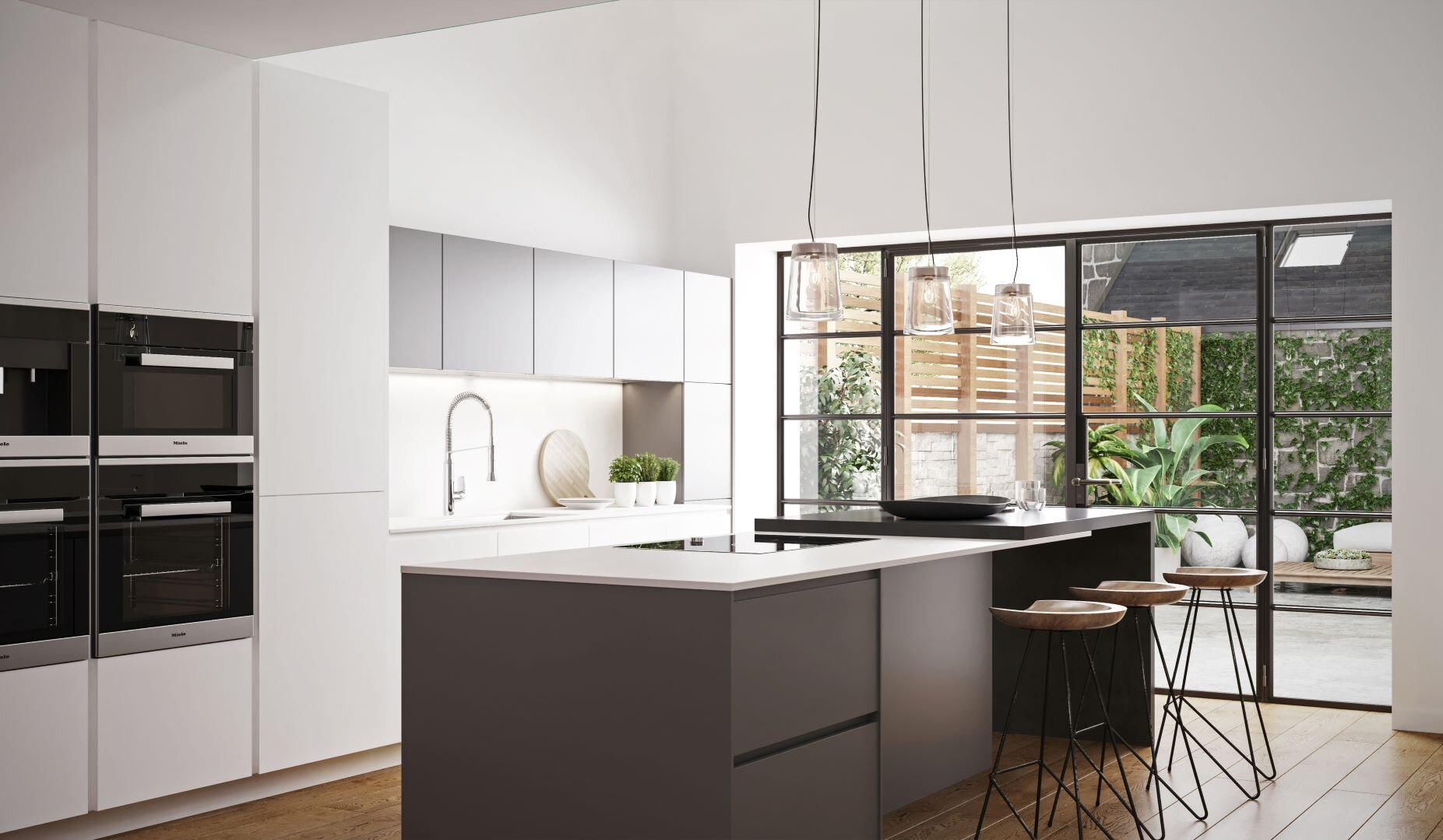 Kitchens - Your Dream Kitchen Is Just a Step Away