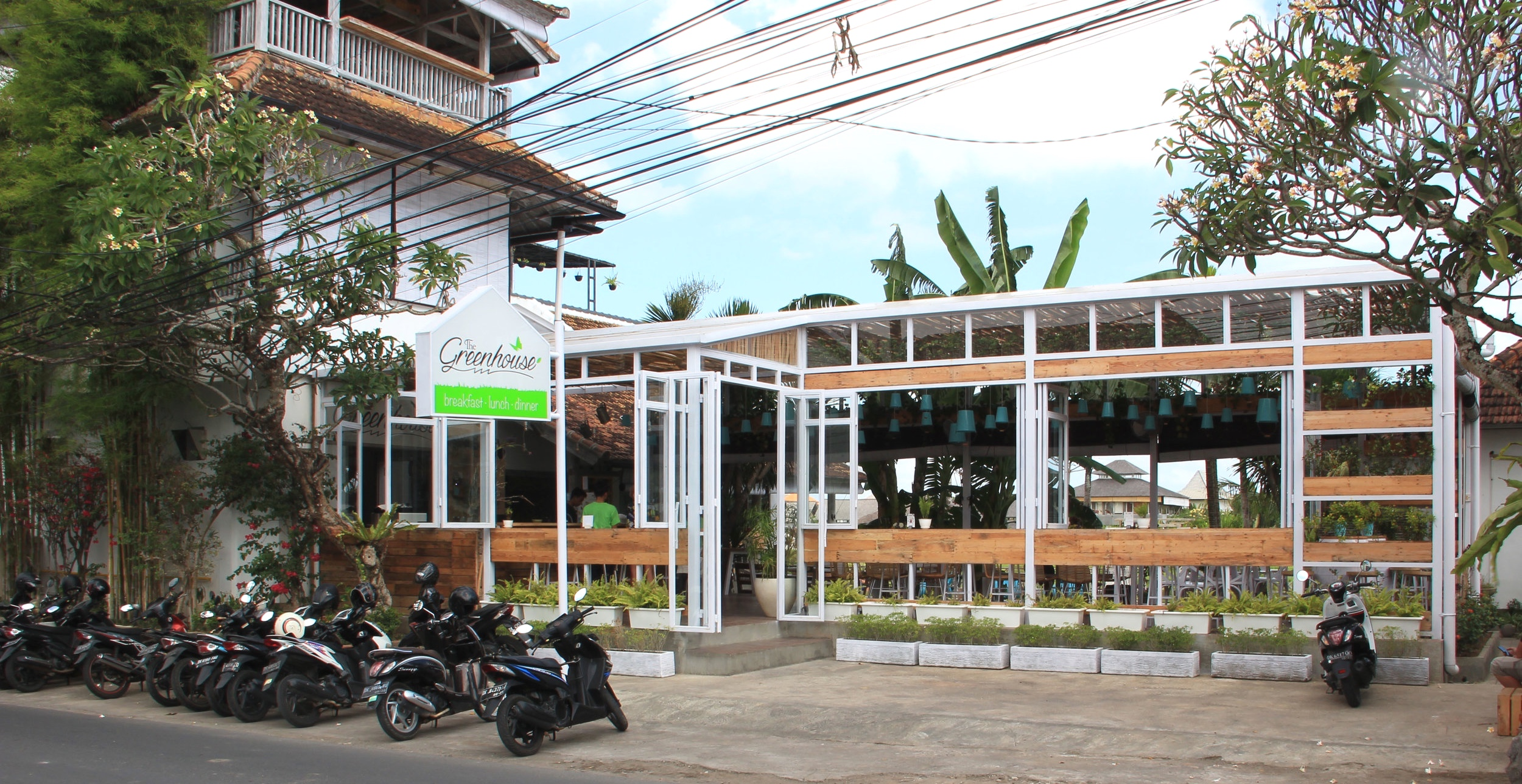 The Greenhouse Bali - Cafe and Restaurant 1 .JPG