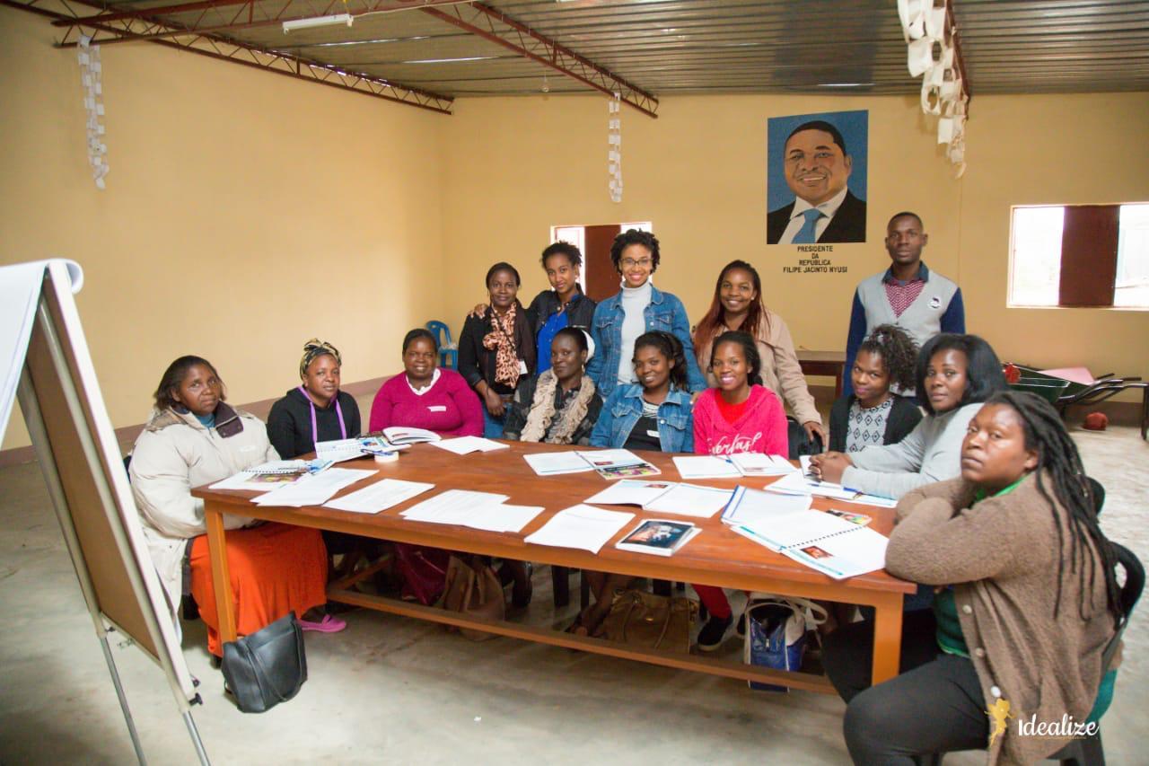 Copy of Inhambane Training 2018
