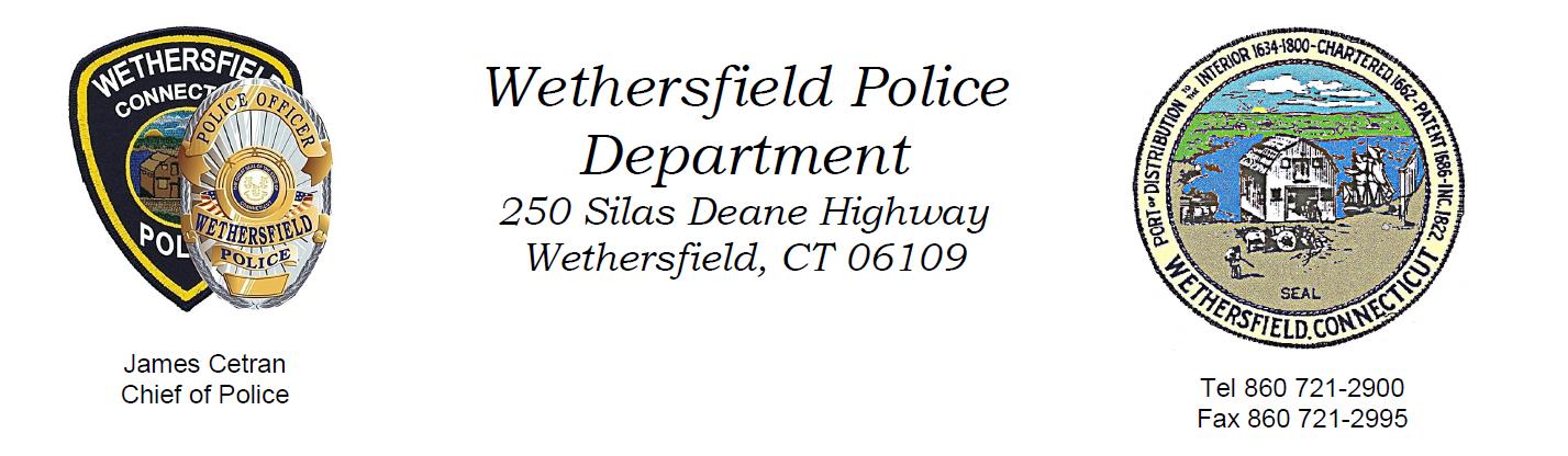 WethersfieldPD letterhead.PNG